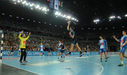 Zagreb - Montpellier / Champions League