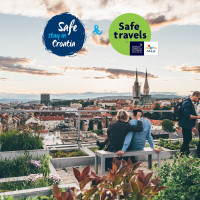 Safe stay in Croatia: National Label Which Guarantees Health Security