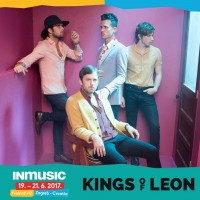 SPEKTAKL INMUSIC – KINGS OF LEON NA GLAVNOJ POZORNICI