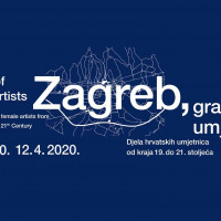 Art Pavilion: Exhibition Zagreb, City of Female Artists