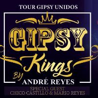 The Vatroslav Lisinski Concert Hall: The Gipsy Kings by André Reyes Are Coming