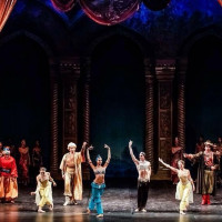 Vatroslav Lisinski Concert Hall:  the Ukrainian Classical Ballet Troupe to Perform Ballets Carmen and Scheherazade