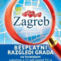 LEARN MORE ABOUT YOUR TOWN – FREE GUIDED TOURS FOR CITIZENTS OF ZAGREB