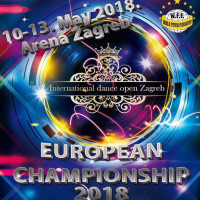 Plesni spektakl u Areni – International Dance Open 2018.