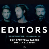 Editors: Another Concert in Zagreb