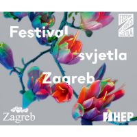 A Welcome to Spring: the Festival of Lights Zagreb from 20 to 24 March