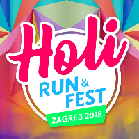 Holi Run & Fest Zagreb 2018: A Colourful Race at Jarun Lake