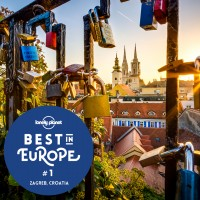 Lonely Planet proglasio najbolje – Zagreb Best in Europe 2017