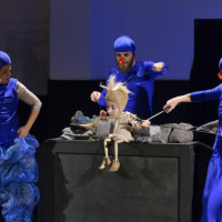 52nd Puppet Theatre Festival – PIF: Puppet Plays for Children and Adults