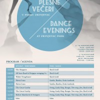 The Zagreb Time Machine - Dance Evenings at Zrinjevac
