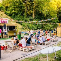 The Pop Up Summer Garden – the Tuškanac summer stage
