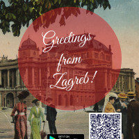 Greetings from Zagreb - An App for a Historic Stroll through the City