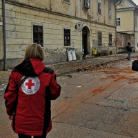 Instructions of the Croatian Red Cross on how to help those affected by the earthquake