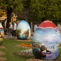 Easter Is Near: Holiday Spirit in the City