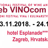Esplanade For Wine Lovers – Zagreb VINOcom 2018