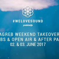 New Music Festival - #WELOVESOUND for fans of electronic music