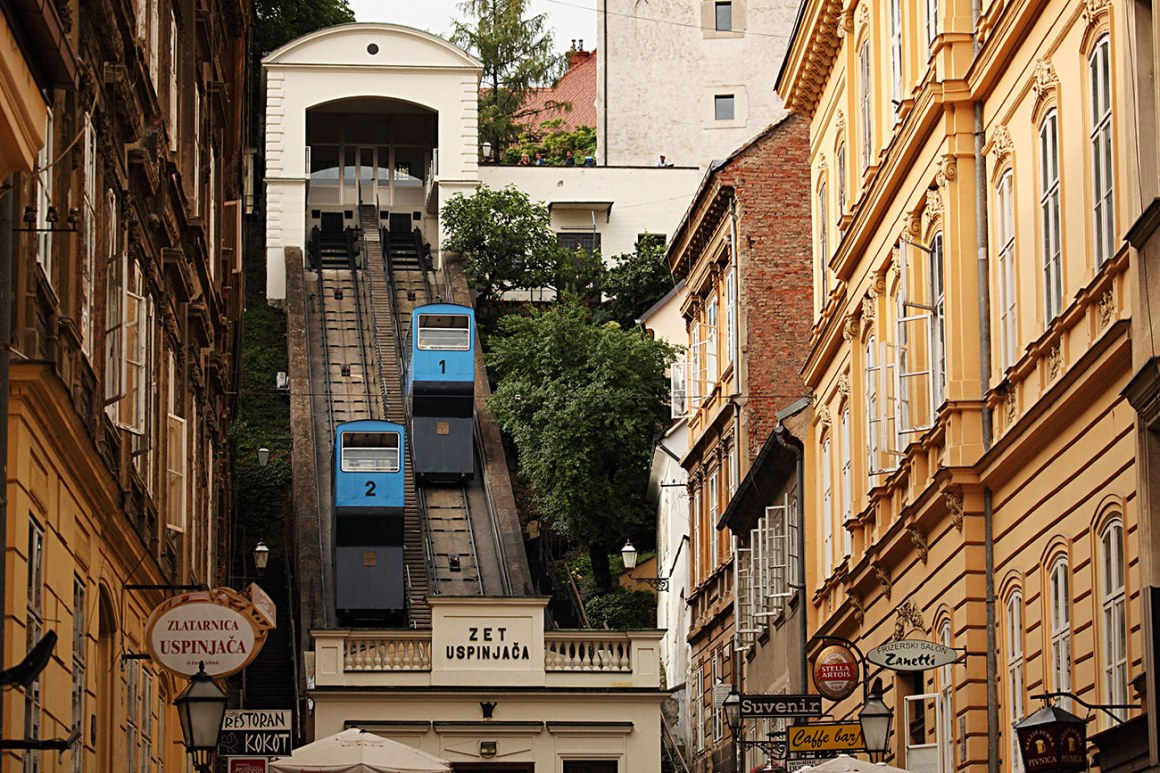 Zagreb s secret courtyards and gardens kongres u europe events